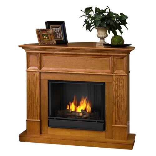 Real Flame Camden Ventless Gel Fuel Corner Fireplace Reviews Wayfair