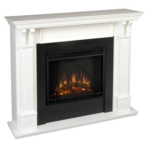 Real Flame Ashley Electric Fireplace u0026 Reviews : Wayfair