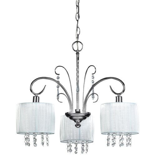 Michele 3 Light Chandelier