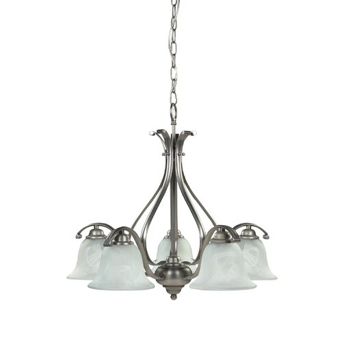 Canarm Michael 5 Light Chandelier