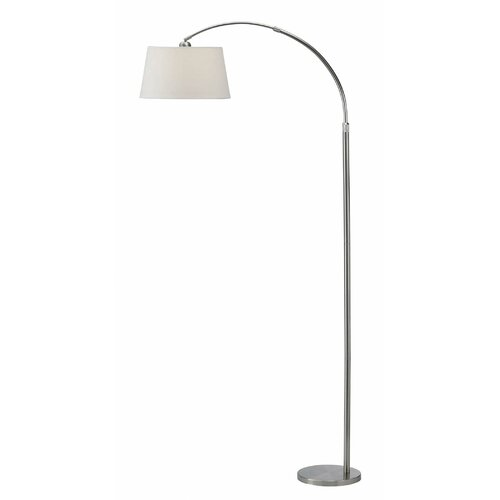 Canarm Curve 1 Light Floor Lamp