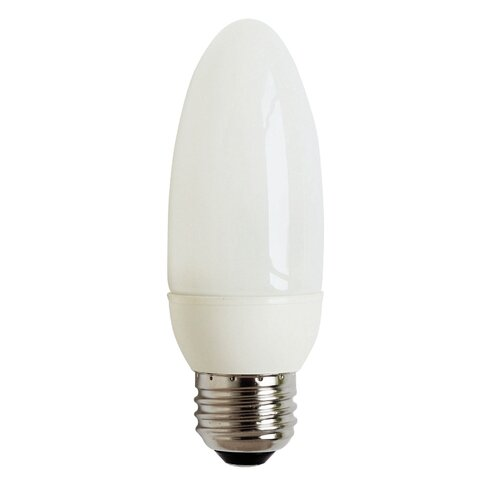 9W (2700K) Fluorescent Light Bulb (Set of 5)