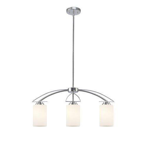 Canarm Emilie 3 Light Chandelier