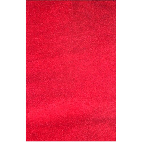 MevaRugs Royal Shag Red Rug