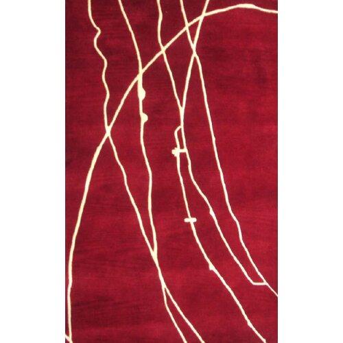 Calypso Red Rug