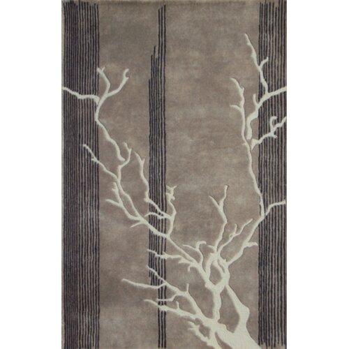 Dendro Grey Rug