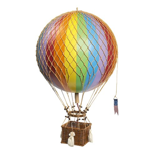 Authentic Models Royal Aero Model Hot Air Balloon