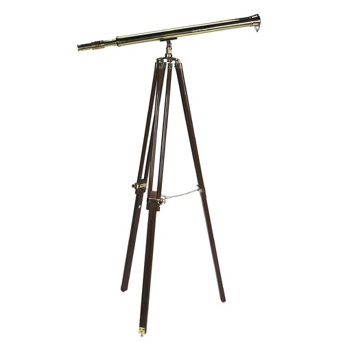 20x Magnification Floorstand Decorative Telescope