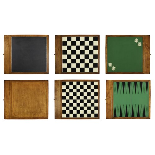 Authentic Models Square Multi Game Table