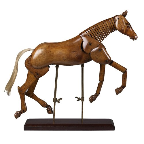 Large Artist Horse Sculpture