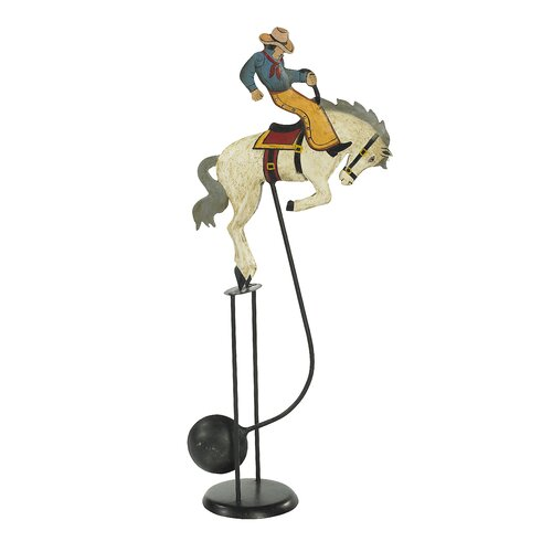 Authentic Models Rodeo Sky Hook Figurine