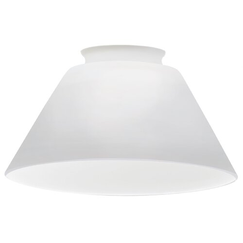 "Lithonia Lighting 5.58"" Mini Pendant Bell Shade"