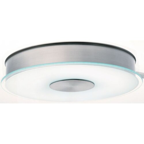 "Lithonia Lighting Urban 10"" 1 Light Disk Flush Mount"