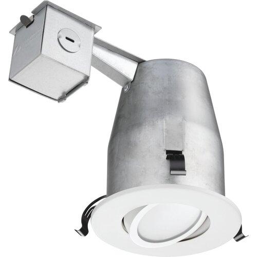 "Lithonia Lighting 4"" Recessed Kit"