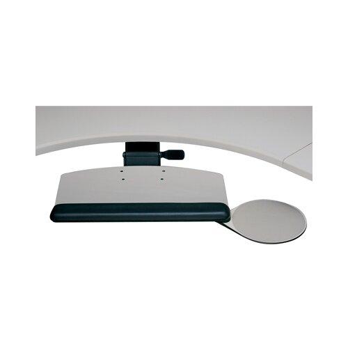 Humanscale Radiused Keyboard Tray and Mouse Platform