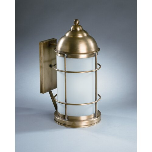 Northeast Lantern Nautical 2 Candelabra Sockets Wall Lantern