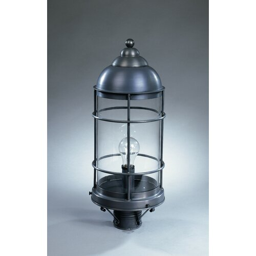 Northeast Lantern Nautical 1 Light Post Lantern