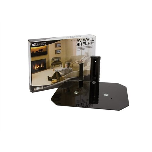 Premier Mounts Component wall shelf - Single