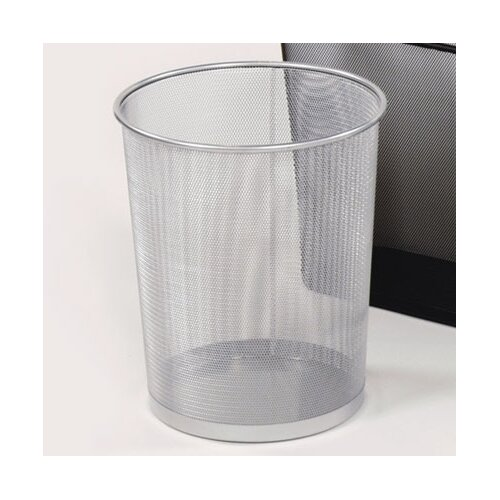 Rubbermaid Commercial Products 5-Gal. Round Mesh Wastebasket