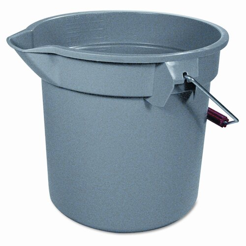 Rubbermaid Commercial Products 14-qt. Round Utility Bucket
