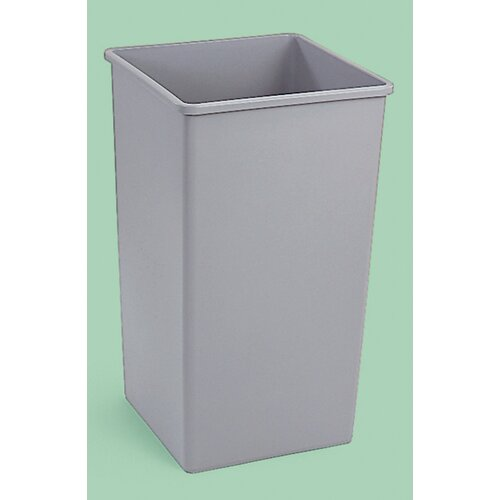 Rubbermaid Commercial Products Plaza Waste Container Rigid Liner, 35 Gal
