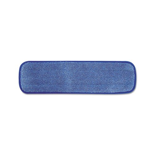 Rubbermaid Commercial Products Microfiber Wet Room Pad, 12/Carton