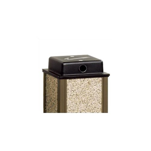 Rubbermaid Commercial Products Replacement Weather Urn for Howard Models R12 and R14