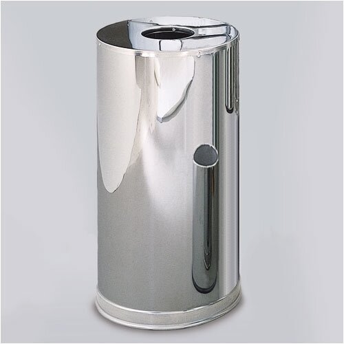 Rubbermaid Commercial Products European & Metallic Series Drop-In Top Receptacle