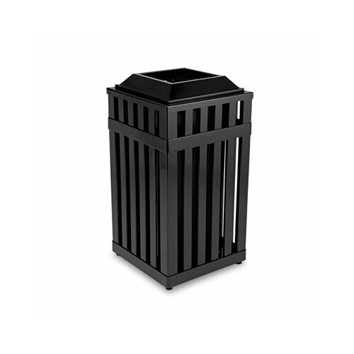Rubbermaid Commercial Products Avenue Open Top Waste Receptacle
