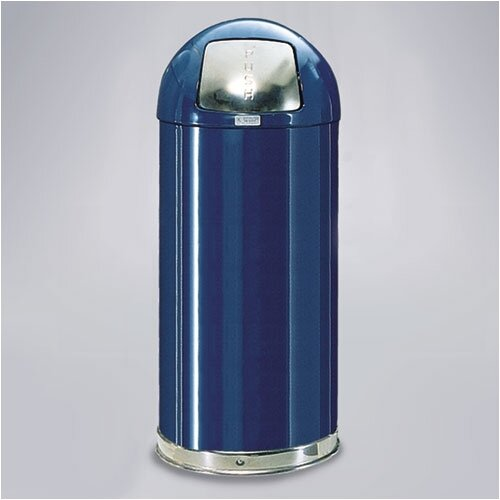 Rubbermaid Commercial Products Medium Round Top Waste Receptacle