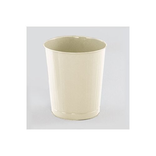 Rubbermaid Commercial Products 6.5-Gal. Small Round Wastebasket