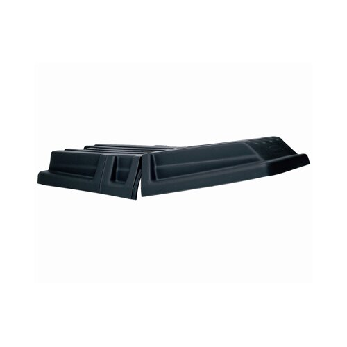 Rubbermaid Commercial Products Hinged Tilt Truck Lid in Black