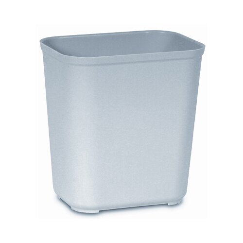 Rubbermaid Commercial Products 7-Gal. Fire-Resistant Fiberglass Wastebasket