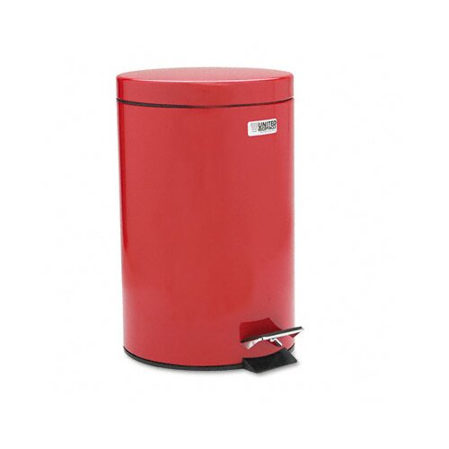 Rubbermaid Commercial Products Round Medi-Can, Round, 3 1/2 Gal