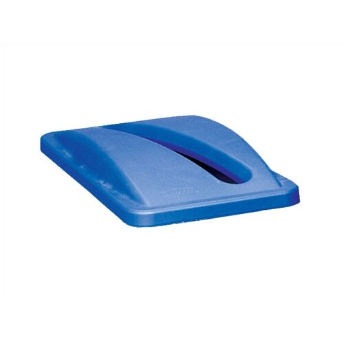 Rubbermaid Commercial Products Slim Jim Paper Recycling Top