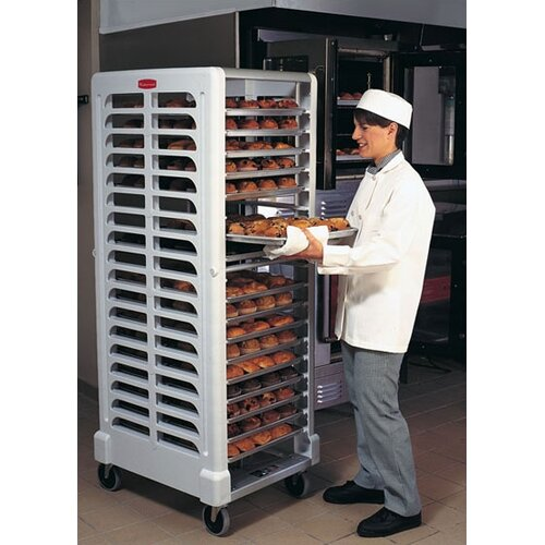 Rubbermaid Commercial Products Max System Rack