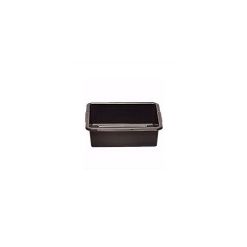 Rubbermaid Commercial Products Undivided Bus/ Utility Box (Brown)