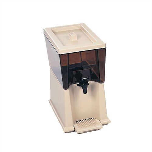 Rubbermaid Commercial Products Beverage Dispenser (Amber 3 gallon)