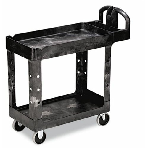 "Rubbermaid Commercial Products 33"" Heavy-Duty Utility Cart"