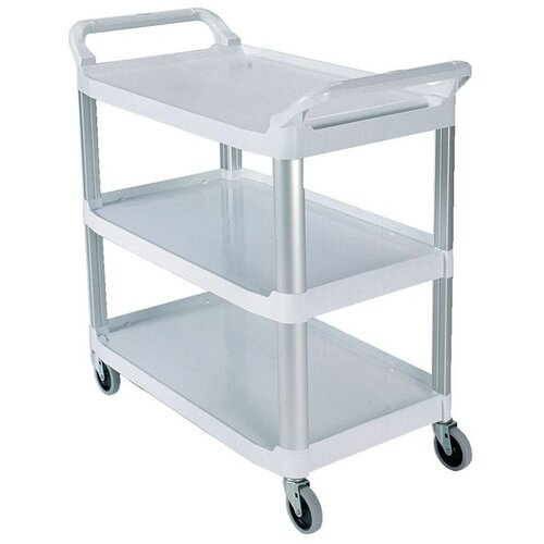 "Rubbermaid Commercial Products Open Sided 36"" Utility Cart"