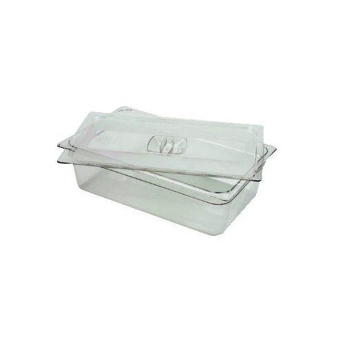 Rubbermaid Commercial Products 2 Space Wide Cold Food Pan