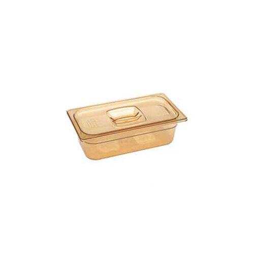 Rubbermaid Commercial Products 4 Space Hot Food Pan