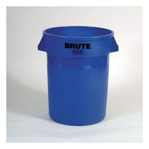 Rubbermaid Commercial Products BRUTE® 32 Gallon Round Containers
