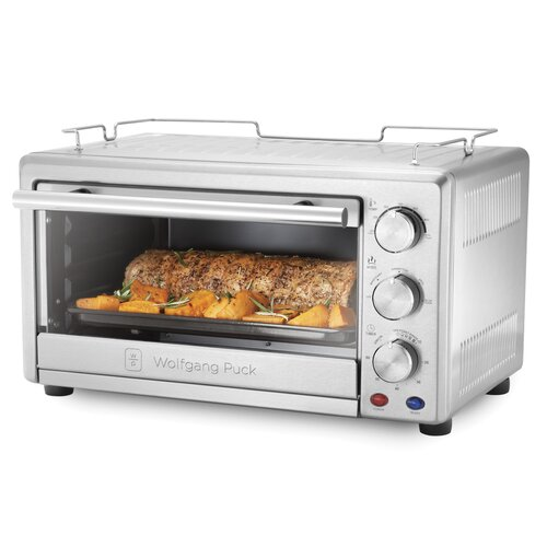 Wolfgang Puck Countertop Convection Oven : Wolfgang Puck? 0.8-Cubic Foot Convection Toaster Oven & Reviews ...