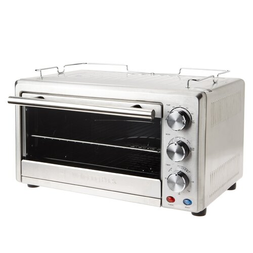 Wolfgang Puck® 0.8-Cubic Foot Convection Oven
