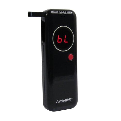 Quest Products Inc AlcoHAWK Ultra Slim Breathalyzer, Digital Breath Alcohol Tester