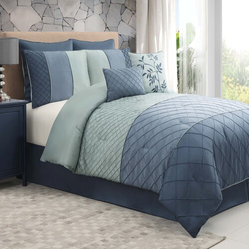 Covington 8 Piece Comforter Set