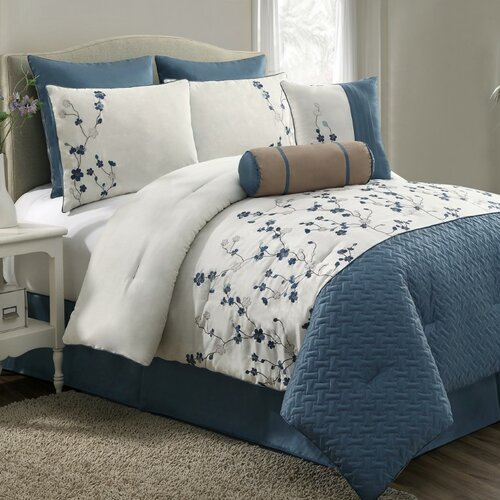 Sadie  Piece Bedding Set