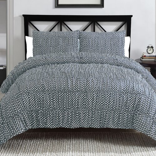 Polka Dot Comforter Set