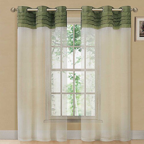 Victoria Classics Eastgate Grommet Curtain Single Panel